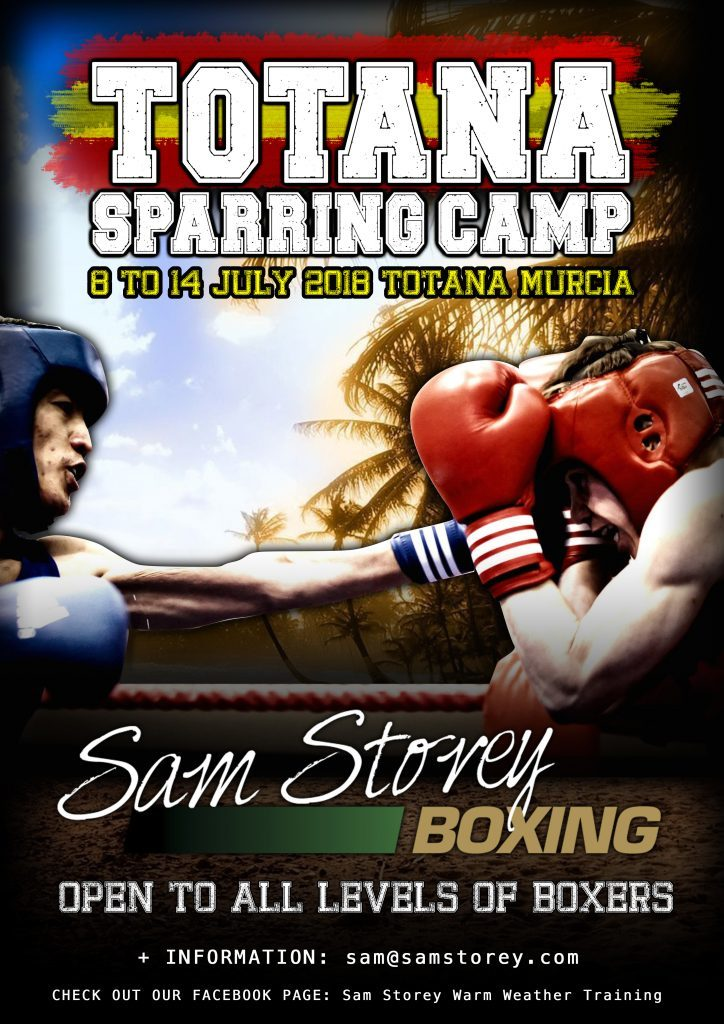 Spain – Boxing Canada
